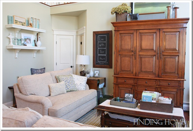 Finding Home Family Room 7