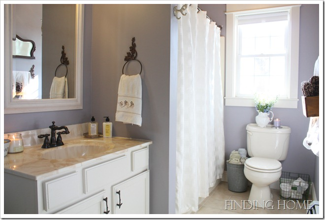 Photo shoot - guest bath, guest bed, dining, living and hall 005