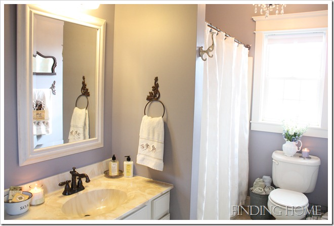 Photo shoot - guest bath, guest bed, dining, living and hall 043