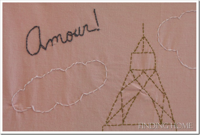Embroidered Eiffel Tower2