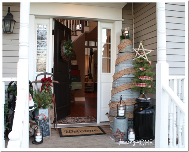 Finding Home Holiday Housewalk Front Entry