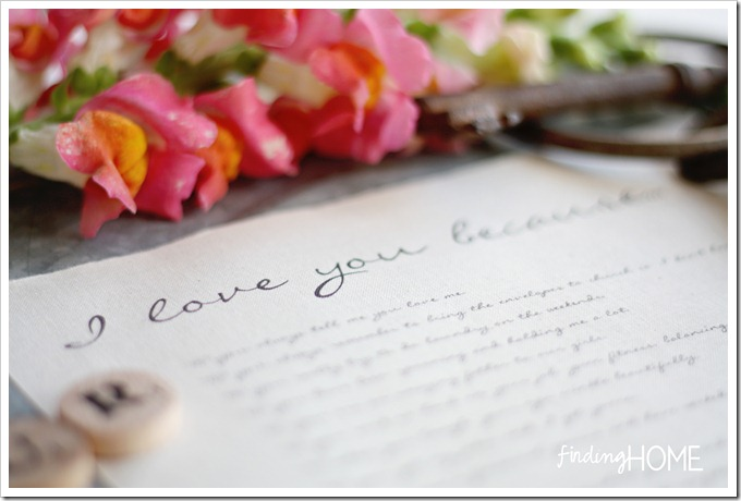 I-Love-You-Because-Valentine-Letter