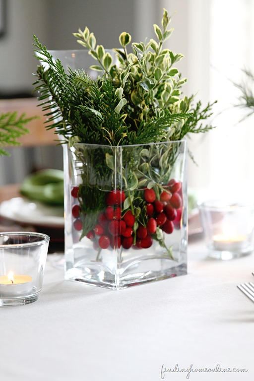 10 Ten Minute Decorating Ideas for Christmas
