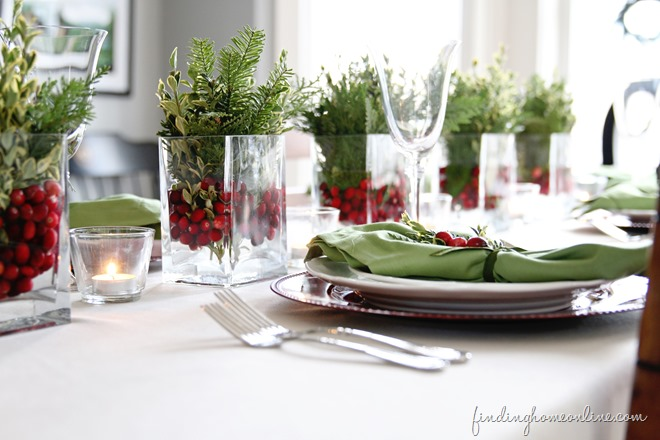 Cranberry-and-Greenery-Christmas-Tablescape