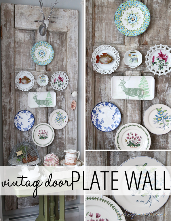Vintage-Door-Plate-Wall-from-Finding-Home
