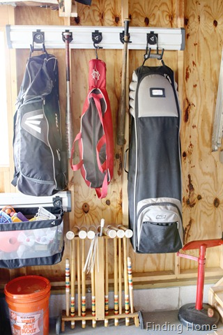 Getting Your Sports Equipment Organized