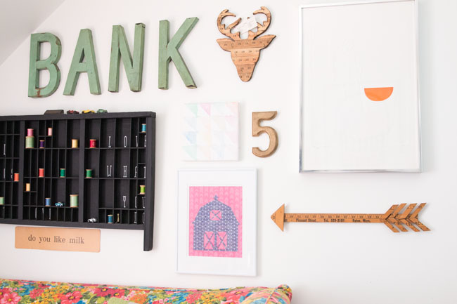 10 Minute Decorating Ideas – Quick & Easy Silhouette Wall Art