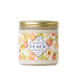 Finding Home Farms Peach 13 oz. Soy Candle