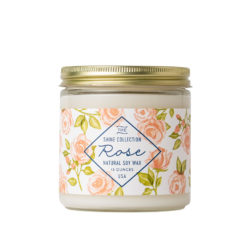 Finding Home Farms Rose 13 oz. Soy Candle