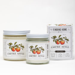 Finding Home Farms Empire Apple Soy Candle Collection